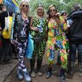 Les looks les plus excentriques du festival de Glastonbury 2014