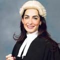 Amal Alamuddin, avocate du style