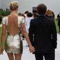 Charlize Theron et Sean Penn électrisent le défilé Dior