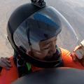 Il fait sa demande en mariage en parachute... et perd la bague en vol