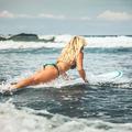 Je veux un corps de surfeuse