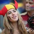 """Quand l'Oréal repère une """"jolie diablesse"""" en plein Maracanã"""