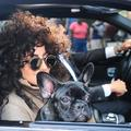 Lady Gaga et Asia s'exposent à New York