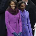 Michelle Obama ironise sur ses filles