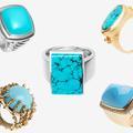 Vague turquoise