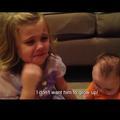Les larmes de Sadie émeuvent le web