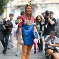 Fashion Week : street style à Milan