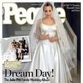 Angelina Jolie et Brad Pitt : les premières photos de leur mariage