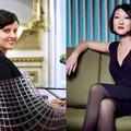 Najat Vallaud-Belkacem et Fleur Pellerin : les sprinteuses du gouvernement