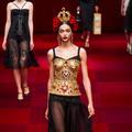 Milan Fashion Week : Dolce & Gabbana, rois de l'arène