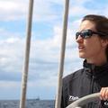 """Servane Escoffier : """"En mer, c'est le mental qui fait la différence"""""""