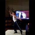 """Charlie, 8 ans, copycat de Patrick Swayze dans """"Dirty Dancing"""""""