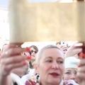 Des femmes célèbrent la première bat-mitzvah au Mur des Lamentations