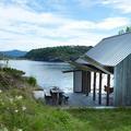Camping glamour dans les fjords norvégiens