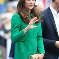 Kate Middleton est rentrée chez sa mère