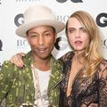 Pharrell Williams a secrètement enregistré un duo avec Cara Delevingne