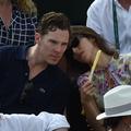 Benedict Cumberbatch fiancé !