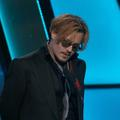 Johnny Depp ivre à la cérémonie des Hollywood Film Awards