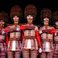 Des danseuses du Crazy Horse à croquer !