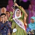 Une Tunisienne est sacrée Miss Monde Musulmane