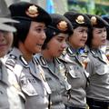 Les tests de virginité pour les policières en Indonésie condamnés