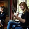 """Carla Bruni et Cynthia Fleury : """"l'amour construit l'être et la société"""""""