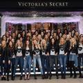Lily Donaldson et les Anges Victoria's Secret sont arrivés à Londres