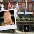 Londres dans les pas de Claudia Schiffer