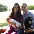 Des jumeaux de Monaco aux princes de Cambridge, les naissances royales en images