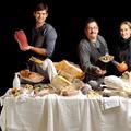 Noël à la table des artisans