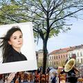 Bruxelles dans les pas de Véronique Leroy