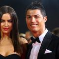 Cristiano Ronaldo et Irina Shayk, 2010-2015