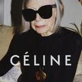 L'octogénaire Joan Didion, nouvelle égérie Céline