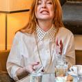Un moustique a piqué Lindsay Lohan