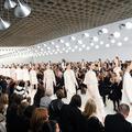 Haute couture, Valentino à New-York