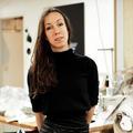 Visite de l'atelier mode en 3D d'Iris van Herpen