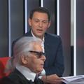 """Ce soir, Karl Lagerfeld s'allonge sur """"Le Divan"""" de Marc-Olivier Fogiel"""