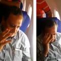 Une Indienne humilie l'homme qui vient de la tripoter dans l'avion