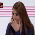 Le fou rire d'une journaliste saoudienne face à un historien misogyne