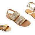 Sandales : nos 11 coups de cœur dorés pour l'été