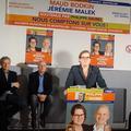 Maud Bodkin, 19 ans, la plus jeune élue de France