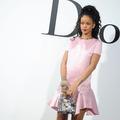 Rihanna ajoute Dior à son CV mode