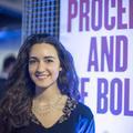 Roxanne Varza, 30 ans, coach de start-up
