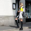 Street style : les bella donna illuminent les rues de Milan