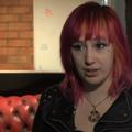 Zoe Quinn, 26 ans, créatrice de jeux vidéo