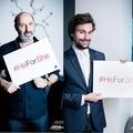 Quand Cédric Klapisch, David Foenkinos et Alain Juppé s'engagent pour les femmes