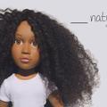 Elle invente une poupée afro-américaine pour valoriser ses filles