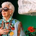 Iris Apfel, 93 ans, nonagénaire la plus branchée de la planète