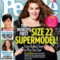 """Tess Holliday, le mannequin """"plus-size"""" qui fait la une"""