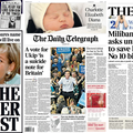Charlotte Elizabeth Diana : la presse britannique salue ces prénoms hommage